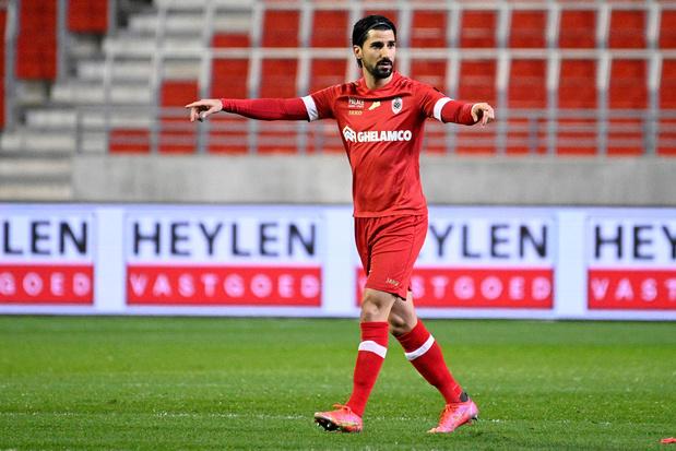 Lior Refaelov signe pour deux ans à Anderlecht