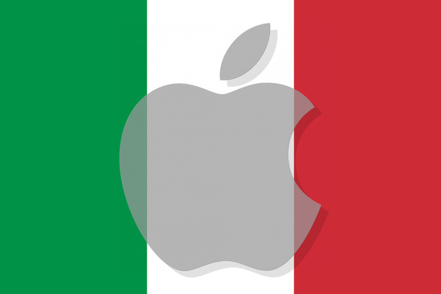Italiaanse boete voor Apple wegens 'misleiden consument'