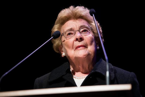 Décès d'Antoinette Spaak, première femme présidente de parti en Belgique (portrait)