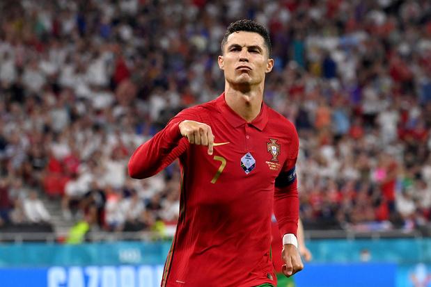 Cristiano Ronaldo: bijna overal topschutter