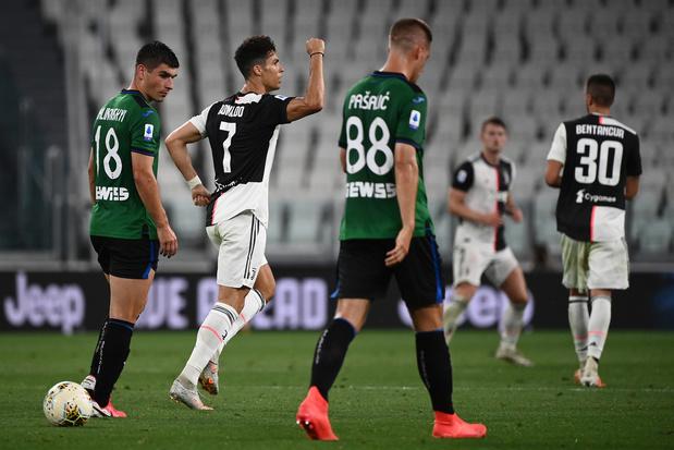 L'Atalanta, avec Castagne, tient en échec la Juventus, qui égalise en toute fin de match
