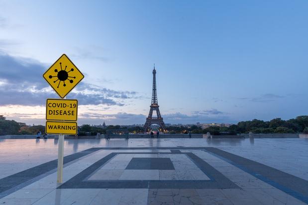 France: près de 25.000 cas en trois jours
