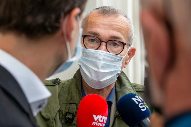Vandenbroucke chargé de trouver une solution pour les quotas Inami
