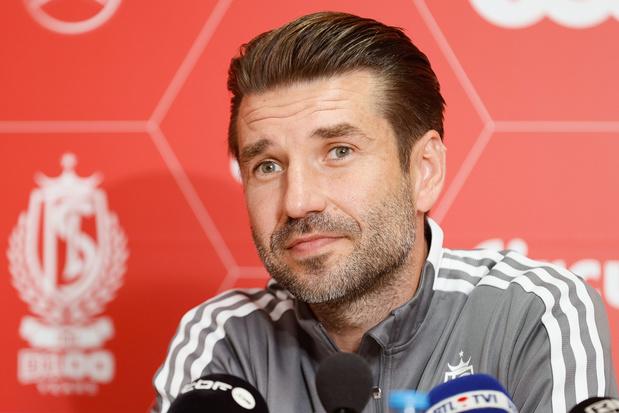 Standard-coach Elsner begint met goede moed in Luik: 'Deze situatie is tijdelijk'