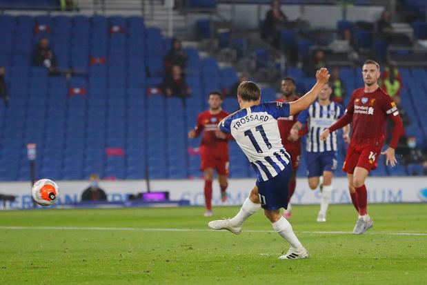Premier League: Trossard marque, De Bruyne régale