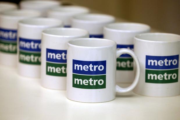 Le groupe Rossel prend le contrôle du journal gratuit Metro