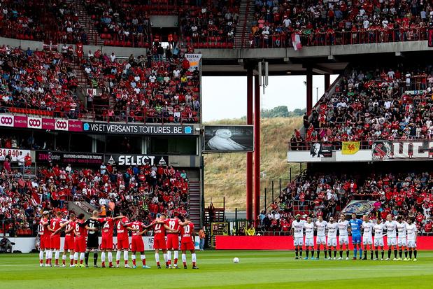 Revue de presse: le Standard en deuil, Anderlecht réforme un de ses secteurs