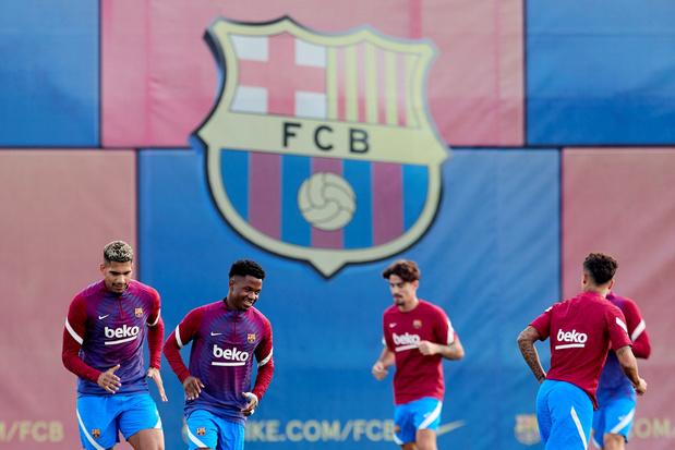 Le Barça enregistre une perte de 481 millions d'euros pour l'exercice 2020/21