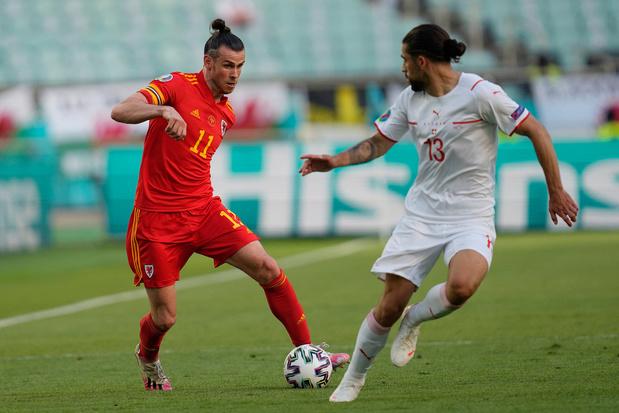 Euro 2021: la Suisse et le pays de Galles se quittent dos à dos, l'Italie seule en tête du groupe A