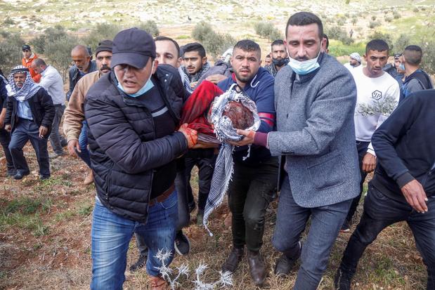 Palestijn gedood bij manifestatie tegen 'wilde nederzettingen'
