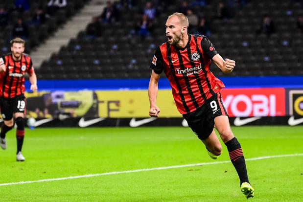 Club Brugge lijkt met Bas Dost nieuwe spits gevonden te hebben