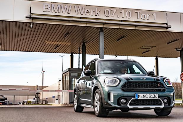 La première Mini allemande en 2023