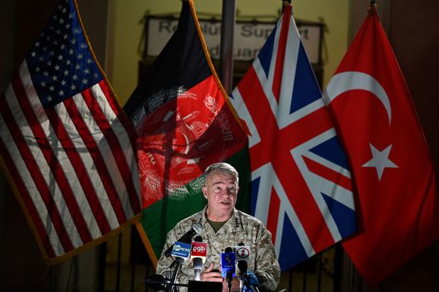 VS voeren luchtaanvallen tegen taliban op - ondanks terugtrekking troepen