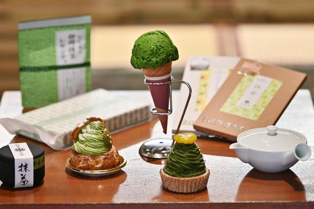 La folie matcha sauvera-t-elle le thé japonais ? (en images)