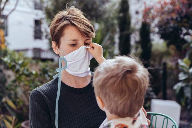 Le masque altère la capacité des enfants à comprendre les émotions
