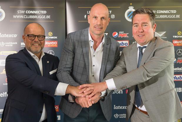 """Le Club Bruges présente Philippe Clement: """"C'était la personne idéale"""""""