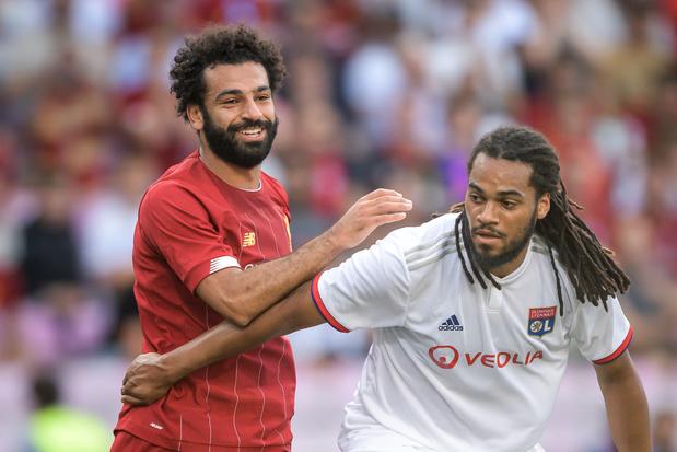 Liverpool se rassure contre Lyon et Denayer