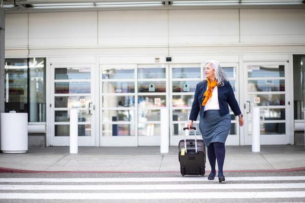 Coronavrees op de luchthaven: 'Tot helft passagiers daagt soms niet op'