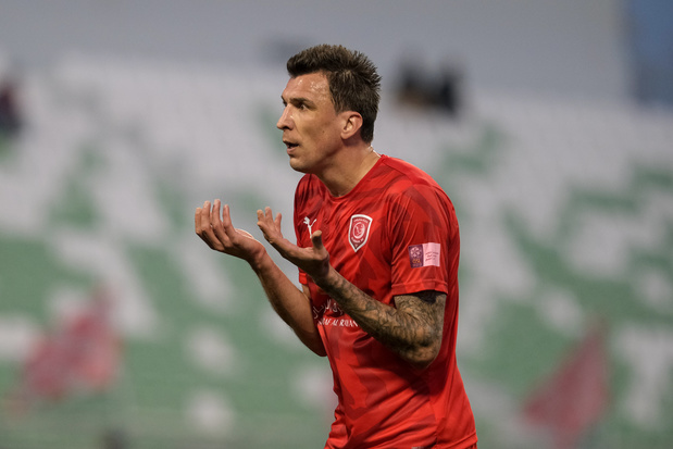 Mandzukic casse son contrat avec le club d'Edmilson