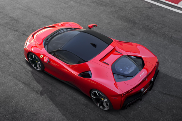 Ferrari remet sine die sa voiture entièrement électrique