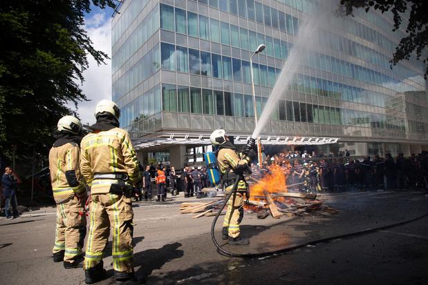 Brussel onderzoekt racisme in brandweerkorps na reeks incidenten