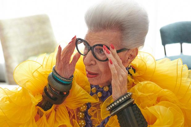 H&M eert honderdste verjaardag van modemuze Iris Apfel met samenwerking