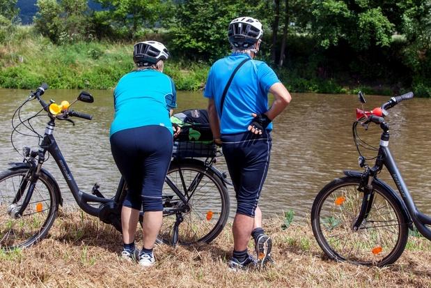 Le vélo électrique, c'est bon pour le cerveau et le moral des seniors