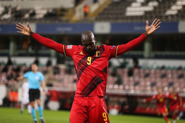 Romelu Lukaku verkozen tot beste Belg in buitenland: 'Zal eindigen bij Anderlecht, en niet versleten'
