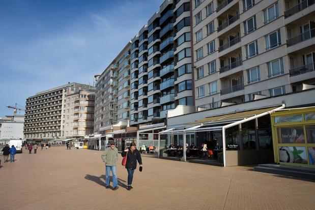 La vente d'appartements à la côte belge repart à la hausse