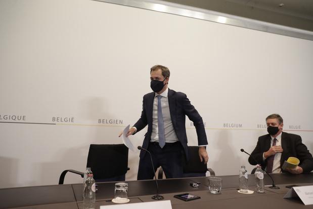 Le monde politique belge débordé par ce Covid pratiquement hors de contrôle (analyse)