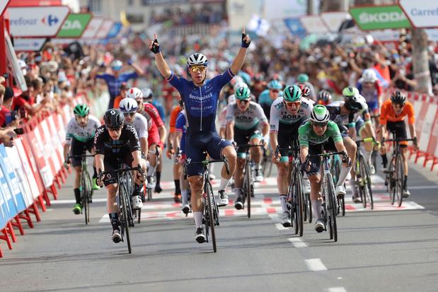 Vuelta: Et de deux pour Fabio Jakobsen
