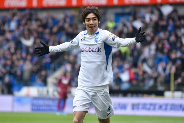 Genk lève l'option pour Junya Ito et le prolonge jusqu'en 2023