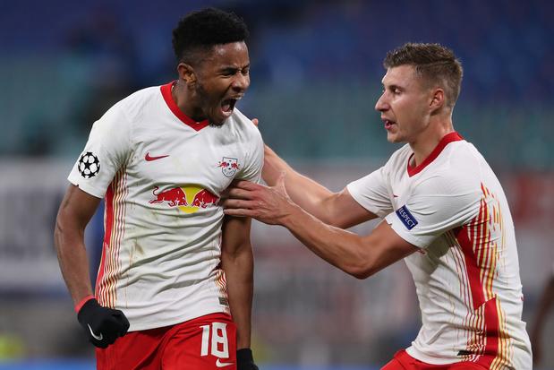 Leipzig s'offre le PSG, Barcelone poursuit son sans faute