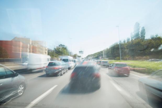 Les routes des vacances s'engorgent peu à peu en France