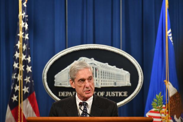 Enquête russe: le rapport n'exonère pas Trump, dit Mueller