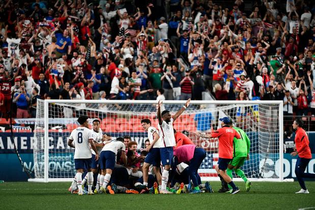 Horvath (Club Brugge) en McKenzie (KRC Genk) helpen VS aan eindzege Nations League