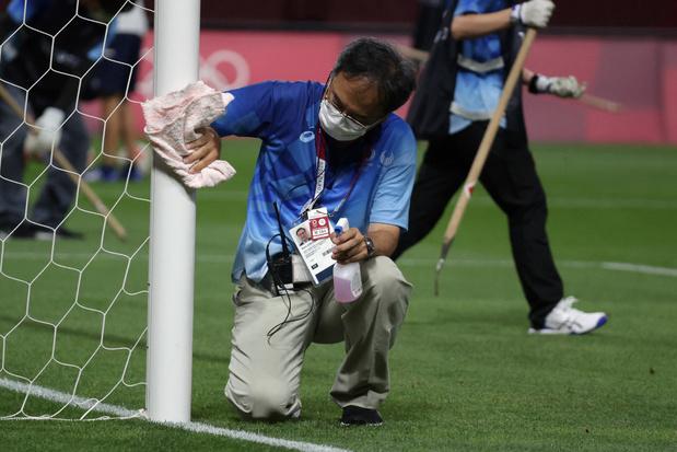 Le Japon fait de son mieux pour contrôler le Covid pendant les Jeux