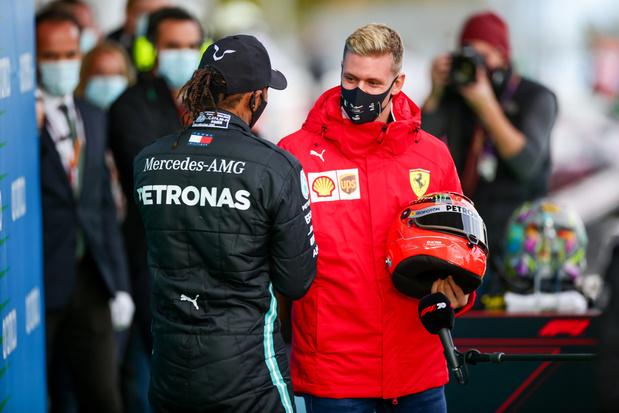 Sammy Neyrinck: 'Mick Schumacher in een Ferrari, het lijkt slechts een kwestie van tijd'