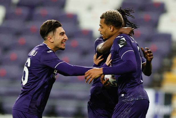 Hoe Anderlecht kan verderbouwen op de vierde plaats in de play-offs