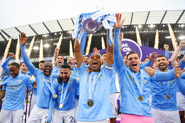Voorbeschouwing Premier League: wie doet Man. City wat?