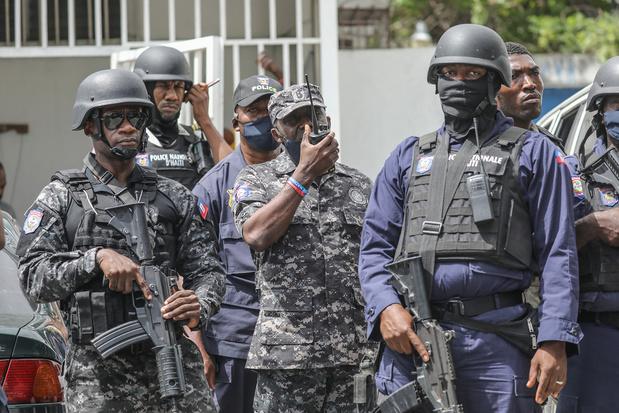 Moord president Haïti: politie heeft meerdere verdachten 'omsingeld'