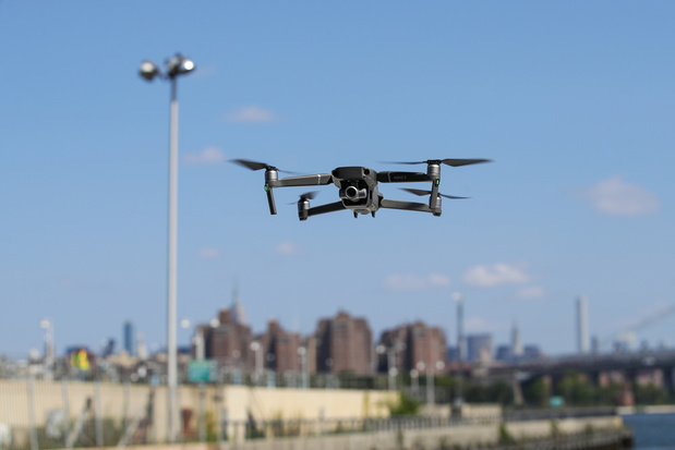 YouTube-video's tonen hoe drones wilde dieren storen