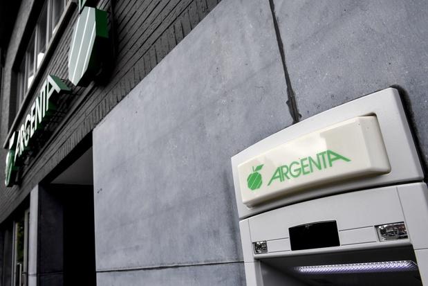 Un peu moins de 30 distributeurs automatiques Argenta restent indisponibles