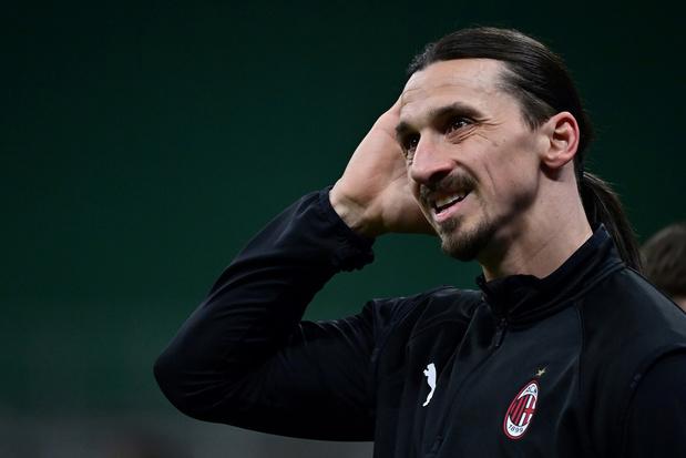 Ibrahimovic reageert na clash met Lukaku: 'Bij mij is er geen plaats voor racisme'