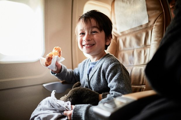 Relaxed vliegen met kinderen: 'Geen enkele vlucht is onmogelijk'