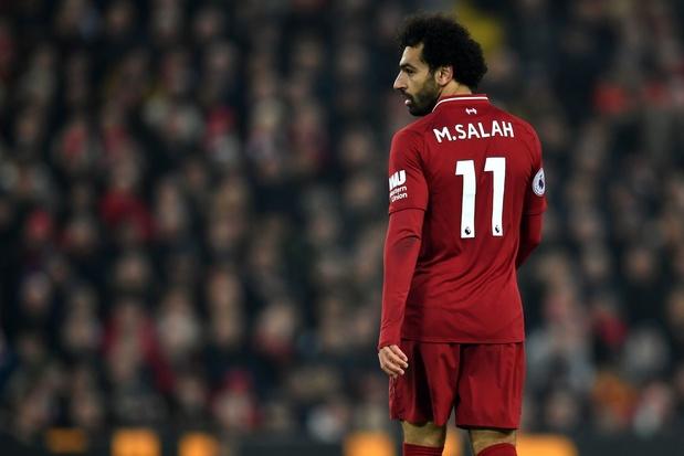 Pas de Salah contre le Barça