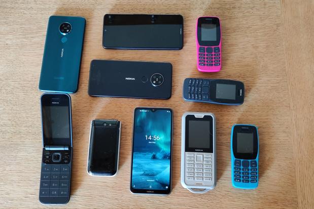 Nokia étoffe sa famille de smartphones de milieu de gamme