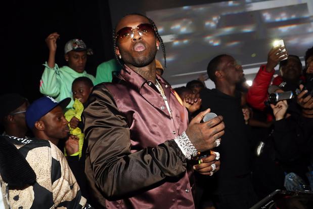 Rapper Pop Smoke (20) doodgeschoten door inbrekers