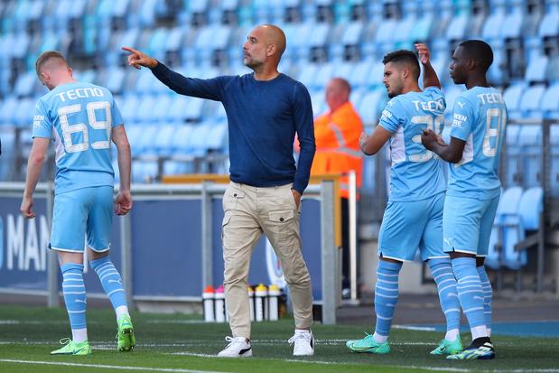 Het nieuwe Man. City: nu moet de Champions League gewonnen worden