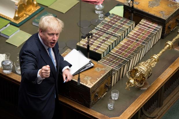 Brexit: voici les scénarios possibles après le rejet par l'UE des demandes de Boris Johnson